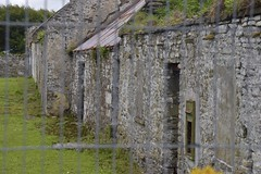 Abandoned village on Scattery Island. (mckernanmargaret) Tags: scatter island ireland abandoned village stone walls
