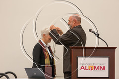 2016 - August - CHS - Dean Jolly Medalion Ceremony-28.jpg (ISU College of Human Sciences) Tags: dunn jolly laura back convocation dean leath president stephenleath steven welcome