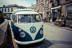 destination, summer... (jess feldon photography) Tags: vw campervan cornwall stagnes summer