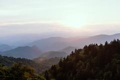Blue Ridge Parkway (darren.martin10) Tags: landscape sunset mountains blueridgeparkway northcarolina trees forest