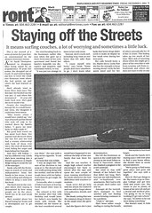 Staying Off the Street TIMES 2004-12-03 p3 (Maple Ridge Museum & Archives) Tags: mapleridge homeless homelessness shelter