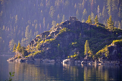Fannette Island (James Matuszak) Tags: 2016 laketahoe california fannetteisland island emeraldbay teahouse
