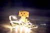 The aventures of Boxy (céline._.photographie) Tags: danboard danbo japanese figure amazon nikon nikond600 photography photo photographie photographer 18 50mm toys cute amazing light
