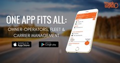 ONE APP FITS ALL (SpanETT) Tags: fleet load dispatch trucking trucker management tool software