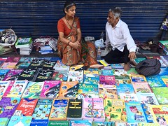 Portrait of a Longtime Partnership (Mayank Austen Soofi) Tags: delhi walla portrait longtime partnership sharda rani subash chandra agrawal have been running secondhand book stall delhis sunday bazaar for 45 years saw them last sunday somewhere