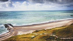 Relax. (Its_Timmi) Tags: danmark denmark bovbjerg landscape photography landschaft nature waves cold hill cliff lighthouse leuchtturm nordsee northsea