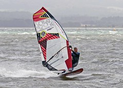 Aug20018a (Mike Millard) Tags: hamworthypark pooleharbour windsurfers
