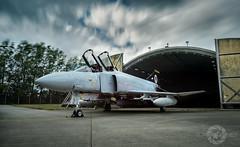 """ What if Heaven Falls ?"" (SJAviation.net) Tags: rafwattisham aircraft nikon aviation xt914 jet fgr2 74squadron airshow 56squadron phantom mcdonnelldouglas aviationphotography sjaviationnet"