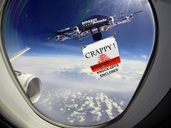 Amazon drones shipping counterfeit goods from China (Satire Image) (artistsagainstamazon) Tags: amazon amazoncounterfeit counterfeitgoods jeffbezos copyrightinfringement fake products china counterfeit dmca digital millenium copyright act takedownstaydown starving artists shame amazoncom stolen art soldonamazon amazonpillows amazonshowercurtains amazoniphonecases fakeproducts amazondrones amazondronedelivery chinesecounterfeits chinesecopyrightinfringement amazonbags amazonhandbags amazonelectronics donttrustamazon