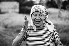 Grandma (ELMARS LAUSKIS) Tags: canon 1200d eos1200d eos elmars lauskis elmrs grandparents elders portrait portraiture interesting happiness hapiness smile old blackandwhite grand elder grandma