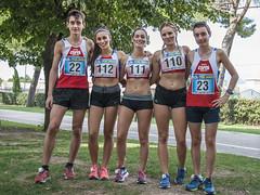 Matteo Coppari, Alice Principi, Laura Coppari, Maria Cavalieri, Antonino Marino
