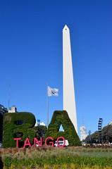 Obelisco (P-ZiB) Tags: obelisque microcentro buenosaires argentine