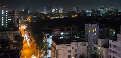 Dhaka night (ASaber91) Tags: dhaka city night bangladesh banani gulshan