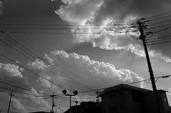 The Sky of Ageo (hidesax) Tags: theskyofageo cityscape sky sunny clouds sun light ageo saitama japan hidesax leica x vario
