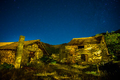 Lost Cottages (Hurti) Tags: ceresa nocturnas sobrarbe sony viaje a6000 alpha