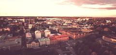 Tingvallastaden (krissen) Tags: karlstad vrmland dji inspire inspire1 djiinspire1 drone aerial cityscape landscape