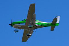 Cirrus Design Corp. Cirrus SR-22 N469AL (jbp274) Tags: bgr kbgr bangor airport airplanes cirrus sr22