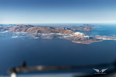Approach into Palermo, Sicily (gc232) Tags: avgeek aviation airline pilot approach landing palermo airport sicily sicilia aerial landscape sea italy italia plane altitude fly flying live from flight deck golfcharlie232 sigma 35mm f14 art lens canon 6d