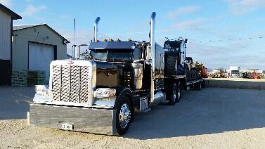 Tractor Truckin