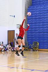 IMG_3032 (SJH Foto) Tags: girls volleyball high school mount olive mt team tween teen teenager varsity serve burst mode