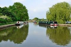 2016 05 28 132 Stratford upon Avon Canal (Mark Baker.) Tags: 2016 baker eu europe mark may avon boat britain british canal day england english european gb great kingdom narrowboat outdoor photo photograph picsmark rural spring stratford uk union united upon warwickshire wawen wharf wootton