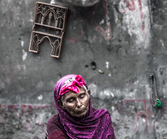 Adoration .... (mithila909) Tags: portrait women oldwomen streetphotography lifestyle emotion