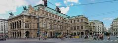 OPERA DE VIENNE (micebook) Tags: vienna austria ruins buildings sky green trees landscape city centre tourism landmarks