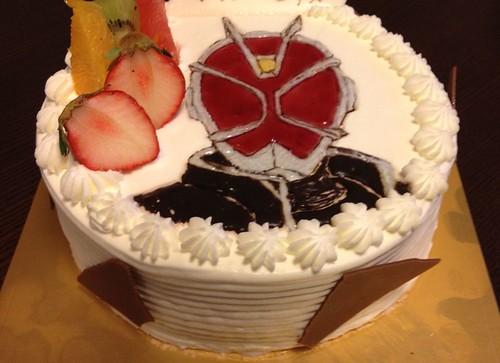 ウィザード ケーキ 画像2