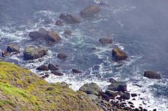 California Big Sur 91 the Fog on the coast (paspog) Tags: california cliff usa fog unitedstatesofamerica bigsur pacificocean falaise brouillard ocanpacifique