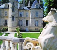 Chateau Pichon Lalande Garden