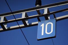 10, blue