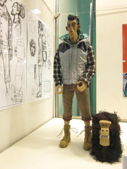 Primates in Concrete Jungle Jason Siu  x ACIToys 12吋系列