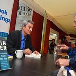 Gavin Esler book signing