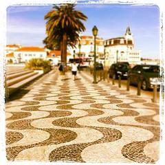 Calada Portuguesa, Cascais (nelabooo) Tags: square squareformat lordkelvin iphoneography instagramapp uploaded:by=instagram foursquare:venue=502eb3bbe4b047efed105a9e
