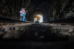 Don't Outsmart Your Common Sense (Mrsth) Tags: oregon thomashawk traintunnel fav10 apriljoygutel