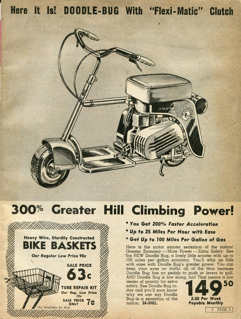 The World's most recently posted photos of 1947 and scooter