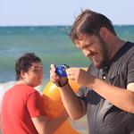 Lake Michigan vacation 2012: Andy and Ken thumbnail