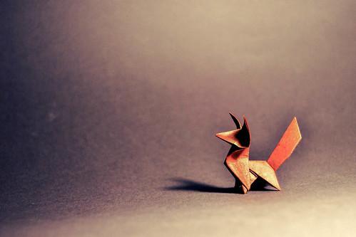 Origami Fox Variation Kunihiko Kasahara A Photo On Flickriver