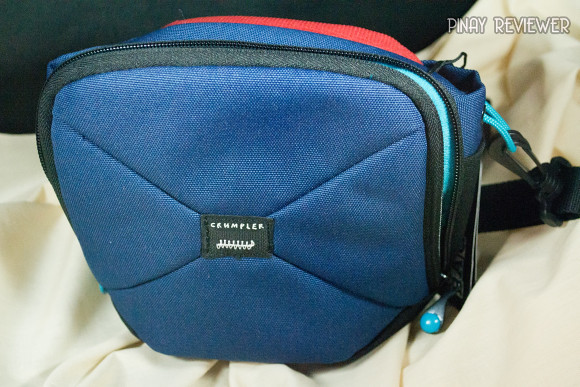 Review of Crumpler Pleasure M camera bag