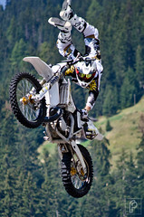 FMX Hart Attack (Philip Field) Tags: mountains sport switzerland nikon action trick extremesports xtreme stunt 2012 verbier acrobatic daring fmx xtremesports freestylemotocross freestylemotox d7000 philipfield philfield verbierbikefest verbierbikefestival