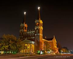 The Chapel At Gonzaga Univ. (jimgspokane) Tags: chapels spokanewashington otw gonzagauniversity excapture