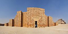 Saqqara (Muir...) Tags: panorama nikon pyramid egypt scottish stitched saqqara 2012 d5000 dojser