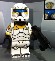 Gregor (Tally Marks) (AndrewVxtc) Tags: season star 5 wars custom clone gregor commando andrewvxtc