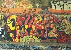 Osker (staring blankly smiling) Tags: graffiti sbs osker