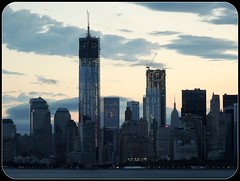 173-Freedom Tower Early Morning
