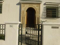 Porte extrieure  Tunis (Citizen59) Tags: door tunisia tunis september porte extrieur septembre tunisie fer tunisien 2012 tunisian portes extrieure forg mutuelleville