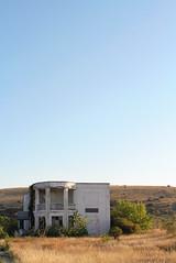 Abandoned. (a'Shioji) Tags: architecture landscape ukraine mansion crimea ussr buildig