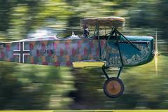 Fokker C.I (4myrrh1) Tags: usa plane airplane virginia aircraft aviation military airshow va ww virginiabeach biplane triplane pungo militaryaviationmuseum
