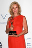 Jessica Lange 64th Annual Primetime Emmy Awards, held at Nokia Theatre L.A. Live - Press Room Los Angeles, California