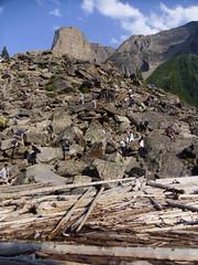 Banff NP - Lake Moraine (burn3tt) Tags: nationalpark banff albertacanada